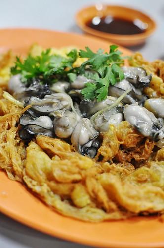 oyster egg