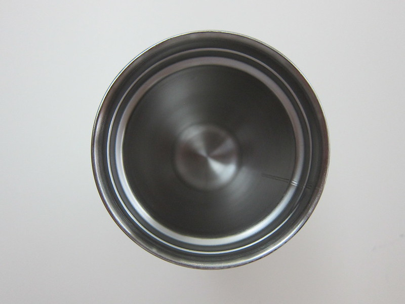 Starbucks Stainless Steel Cold Cup - Top View