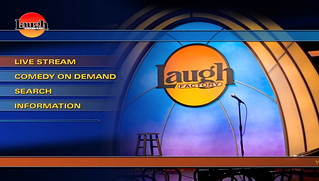 Laugh Factory on PS3