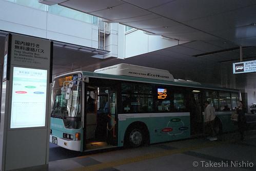 連絡バス / Shuttle Bus