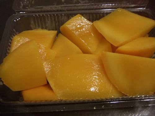 芒果切盤120元