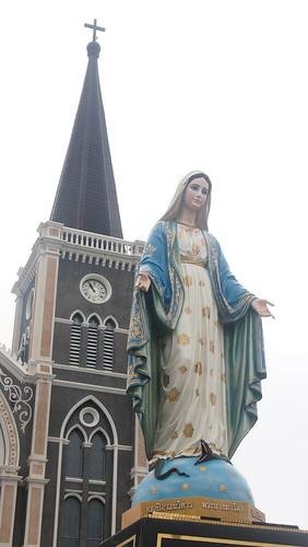 โบสถ์วัดแม่พระปฏิสนธินิรมล