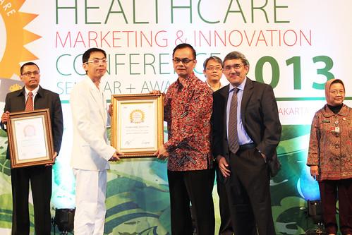 Indonesia Health Care Marketing & Innovation Conference 2013 – Kimia Farma.