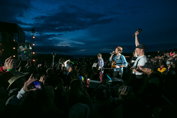 Lumineers @ Sasquatch Music Festival 2013