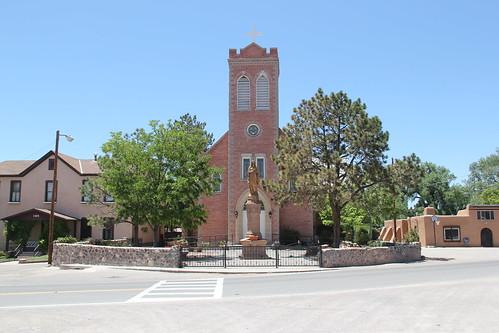 San Juan Bautista Catholic Church, Ohkay Owingeh, NM