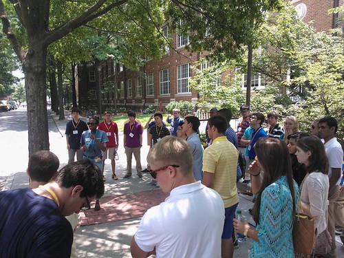 Lab Tour - NSLC at Georgia Tech
