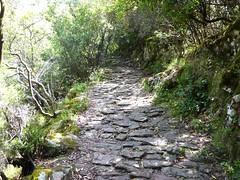 Le sentier de la Spelunca