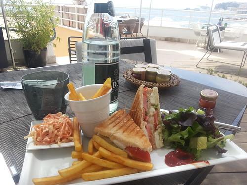 muse restaurant Le Meridien Beach Plaza Monaco