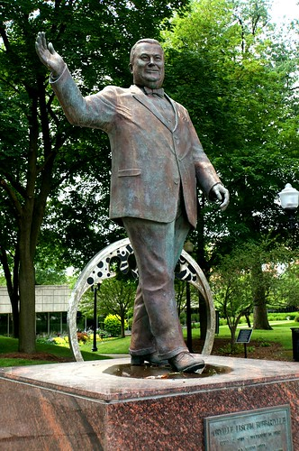 Statue of Dearborn's Racist Mayor