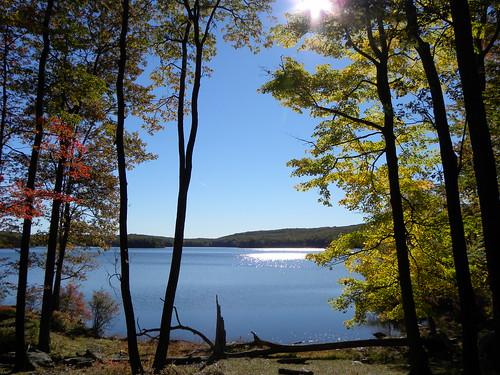 October on Lake Tiorati
