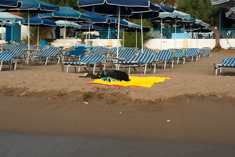 Все пляжи страны - бесплатные, без исключений.