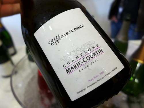 Champagne Marie Courtin Efflorescence