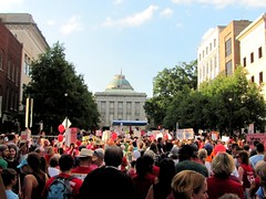 Moral Monday March & Interfaith Social Justice Rally