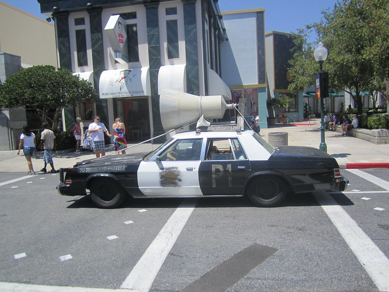 The Blues Mobile