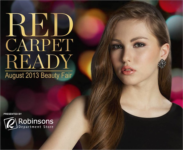 9456028747 9f956131d8 z Robinsons Beauty Fair 2013: Be Red Carpet Ready