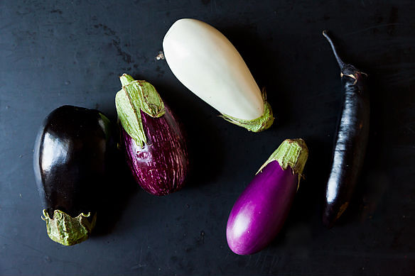Eggplant, from Food52