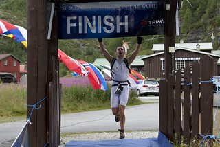 AXTRI 2013 Finish
