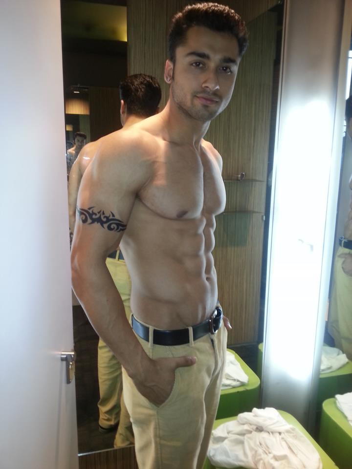 Filipino guy naked model male