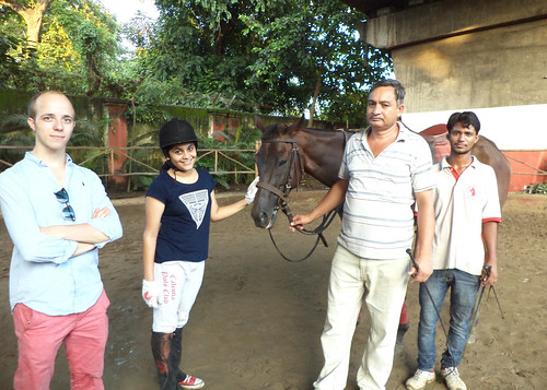 Horse Riding Training at Calcutta Polo Club by EventArchitect