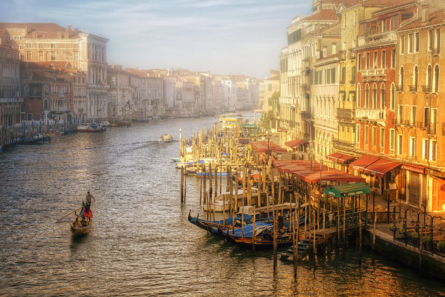 Where venice is poetry...
