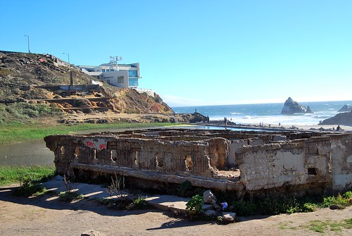 Sutro Bath Ruins by tiffanycsteinke