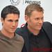 Robbie Amell & Mark Pellegrino - DSC_0011