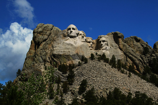Mount Rushmore Visitor Center: A Shrine to the Republic