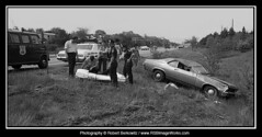 1976-05 - Car Accident, Seaford-Oyster Bay Expressway, Plainview, NY