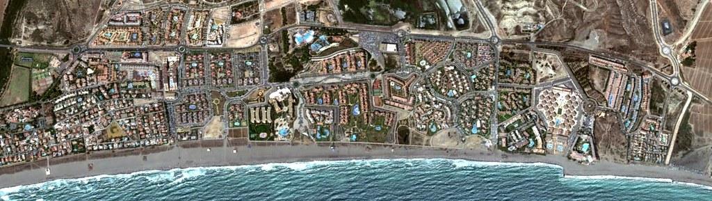 Playa de Vera, Almería, Vera Chuck and Dave, Peticiones del Oyente, después, urbanismo, planeamiento, urbano, desastre, urbanístico, construcción, rotondas, carretera