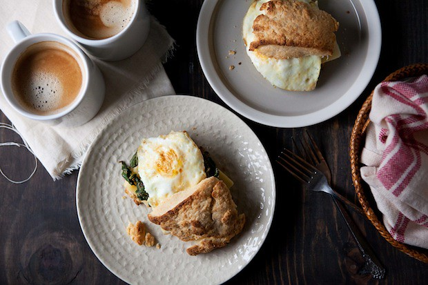 Breakfast Sandwich from Food52