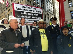 Chris Hedges on #NDAA lawsuit Former @nytimes reporter - overthrow the corporate state! #ows #s17