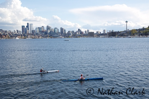 A Day at Gasworks Park 13