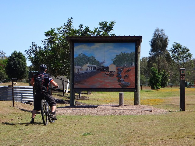 Rail Trail, Coominya
