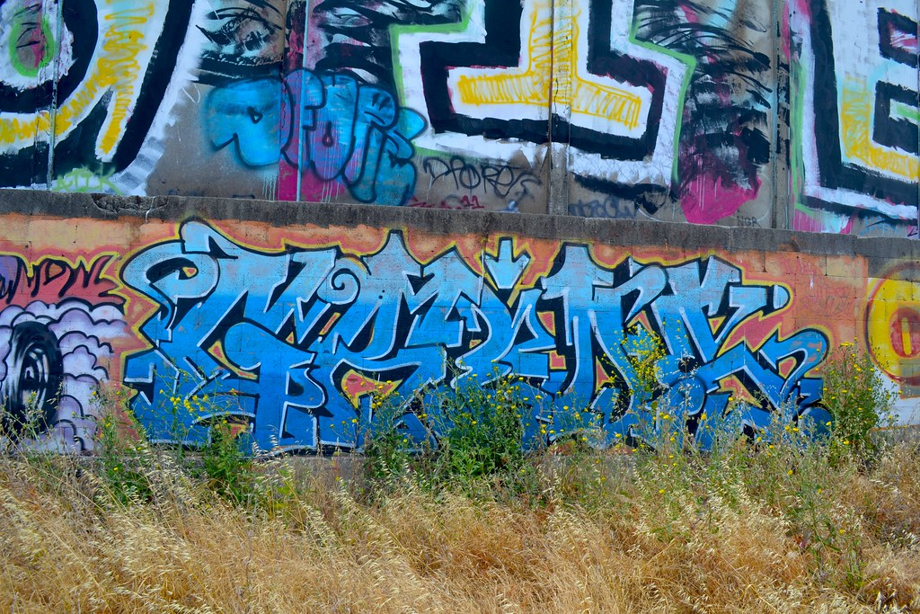 GRIDS, The Yards, NorthBay, Graffiti,