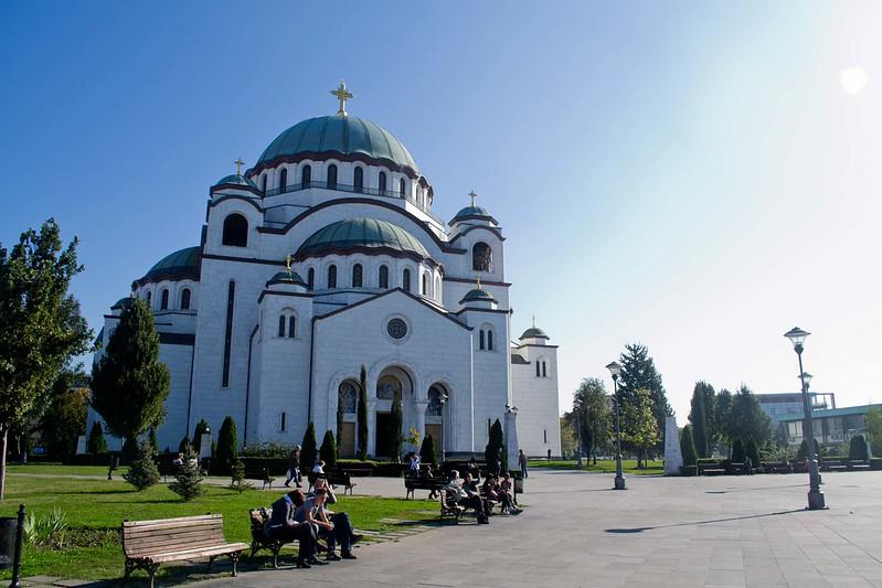 The Cathedral of Saint Sava | Belgrade, Serbia