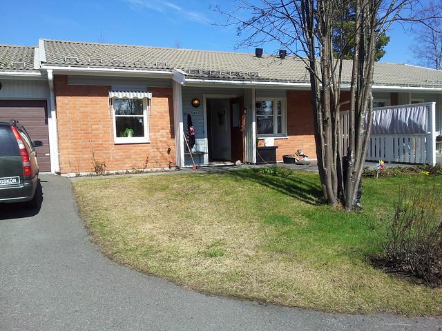 My house - May 12 2013