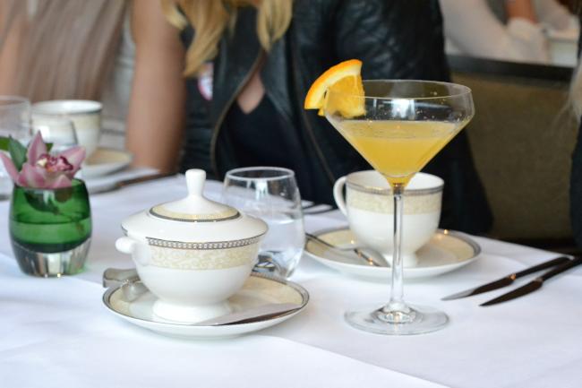 Daisybutter - UK Style and Fashion Blog: lifestyle, autumn photo diary, royal garden hotel, mandarin daiquiri
