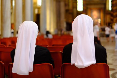 Nuns by PiusKo