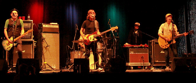Sloan on Stage