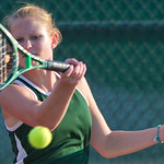 13-060 -- Womens tennis vs St. Francis.