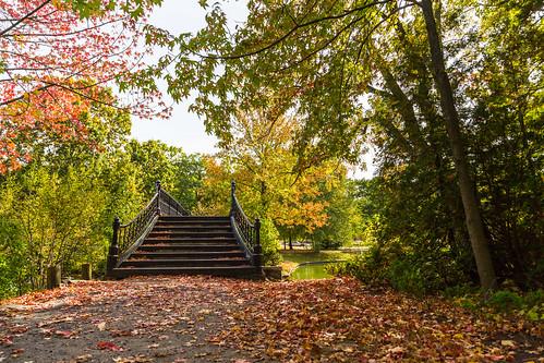 Roger Williams Park Bridge by GoProvidenceRI
