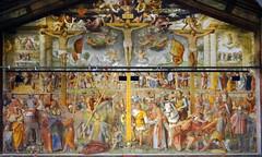 Passion et Crucifixion de Bernardino Luini (Lugano)