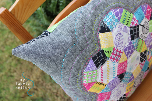 Ferris Wheel EPP pillow