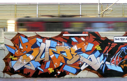 Zeus Naples 2013' by Zeus40 and Wildboys