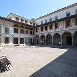 Interior del harén del palacio Topkapi