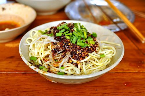 Dan Dan Tian Shui Mian - Chengdu