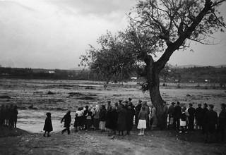 Flom på landsbygda i Sovjetunionen (1935)