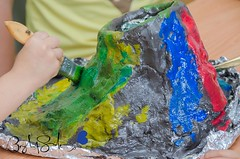 Bright Side Projects: Mad Scientist Erupting Volcanoes
