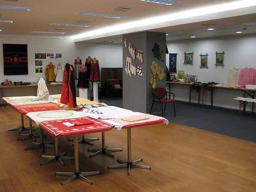 Põlva Käsitööklubi näitus