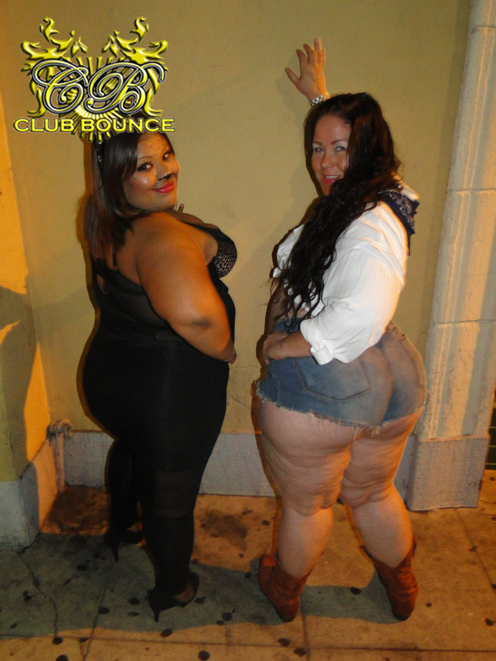 bbw mature party
